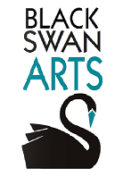 Black Swan Arts logo